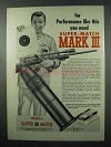 1953 Western Super-Match Mark III Ammunition Ad