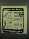 1953 Federal Primers and Cartridges Ad - Your Target