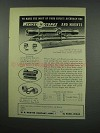 1952 Weaver K4 Scope Ad - Make The Most Of