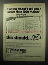 1970 Parker-Hale 1200 Mauser Rifle Ad - This Sell You