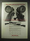1969 Redfield Variable Scope Ad - World of Hunting
