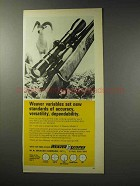 1969 Weaver Model V7 Scope Ad - Accuracy, Versatility