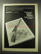 1969 Marlin Firearms Ad - Send For