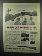 1968 Beretta TR-1 Trap Gun Ad - Everything Should Be
