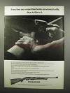 1968 Winchester Model 100 Rifle Ad - They Do This To It
