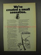 1968 Crosman Trapmaster Shotgun Ad - Small Sensation
