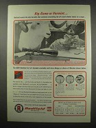 1967 Redfield 4x-12x Variable Scope Ad - Big-Game