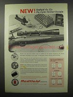 1967 Redfield 4x-12x Variable Scope Ad - Varmint