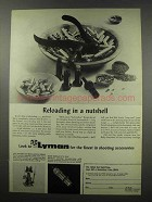 1967 Lyman 310 Reloading Tool Ad - In a Nutshell