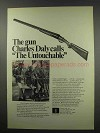 1967 Charles Daly Empire Grade Double Shotgun Ad