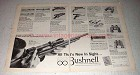 1966 Bushnell Sports Optics Ad - Scopes, Binoculars