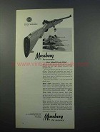 1965 Mossberg 320B Rifle Ad - The Ideal First Rifle!
