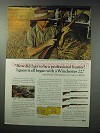 1964 Winchester Model 290, 250 and 270 Rifle Ad