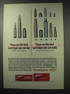 1964 Remington Cartridges and Components Ad