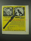 1964 Weaver B4 Scopes Ad - Make Tough Shots