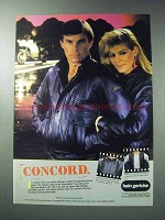 1986 Hein Gericke Concord Touring Jacket Ad