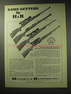 1971 H&R Model 300, 301, 307 and 360 Rifle Ad