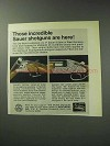 1971 Sauer Royal and 66 Over & Under Shotgun Ad