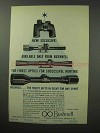 1963 Bushnell Scopes and Binoculars Ad - Exclusive!