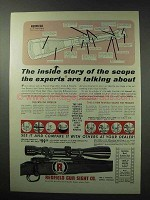 1962 Redfield 3x-9x Variable Scope Ad - Inside Story