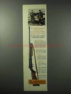 1962 Ithaca Gun Deerslayer Shotgun Ad - Performance