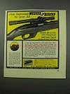 1961 Weaver B4 Scope Ad - Improved for Your .22
