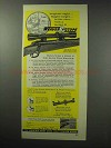 1960 Weaver Model K4 Scope Ad - Brighter Sight