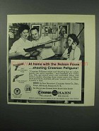 1960 Crosman Pellguns Ad - Nellie Fox