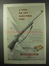 1951 Winchester Model 75 Rifle and EZXS Ammunition Ad