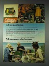 1973 Coleman Stove Ad - Ask Someone Who Has One