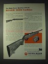 1973 Ruger 10/22 Carbine Ad - High Power Quality