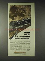 1973 Redfield Scopes Ad - A Lot of Yesterday