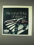 1973 Leupold STD Standard Mount Ad - We Carve