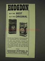 1973 Hodgdon 4831 and 4895 Rifle Powder Ad