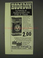 1973 Hodgdon 4831 Rifle Powder Ad