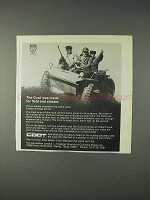 1971 Coot ATV Ad - Made for Field and Stream