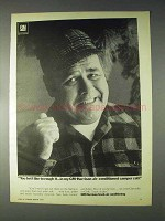 1970 GM-Harrison Air Conditioning Ad - Jonathan Winters - Rough it