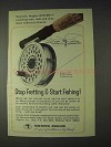 1970 Scientific Anglers System 5 Rod, Reel Ad