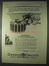 1922 General Electric Fabroil Gears Ad - Made of Cotton