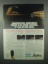 1982 Shakespeare Sigma Supra Electric Outboard Motor Ad