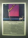 1982 Browning Bow Ad - Speed Flattens Trajectory