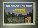 1982 Campho-Phenique First Aid Gel Ad - Of the Wild