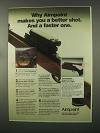 1981 Aimpoint Scopes Ad - Makes You a Better Shot