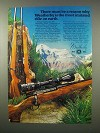 1980 Weatherby Mark V Rifle, Mark XXII Rifle Ad