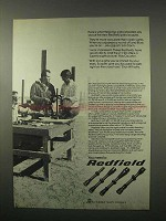 1979 Redfield Scopes Ad - Three Top Pistol Shooters