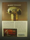 1979 Federal Hi-Shok Bullets Ad - Performance