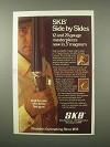 1979 SKB Shotgun Ad - Side by Sides