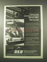 1978 SKB Shotguns Ad - Compare Side-by-Sides