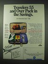 1984 Days Inn Ad - Pack in the Savings