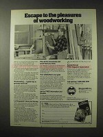 1984 Shopsmith Mark V Ad - Pleasures of Woodworking